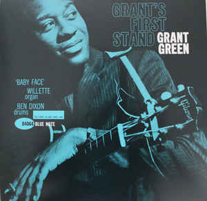 New - Grant Green - Grant's First Stand - LP