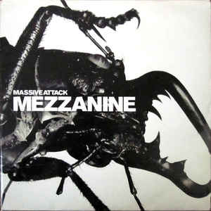 Used - Massive Attack - Mezzanine - 2xLP