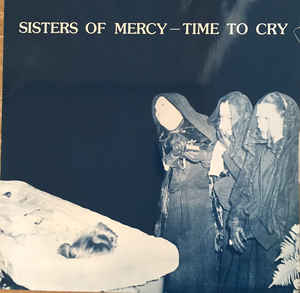 Used - Sisters Of Mercy - Time To Cry - 2xLP