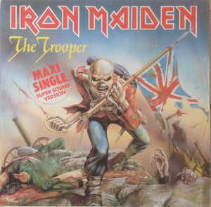 Used - Iron Maiden ‎– The Trooper - LP