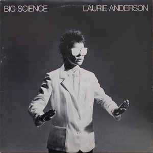 Anderson, Laurie - Big Science - LP