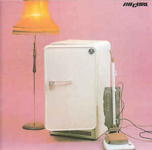The Cure - Three Imaginary Boys - LP