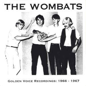 The Wombats - Golden Voice Recordings 1966-1967 - 7""