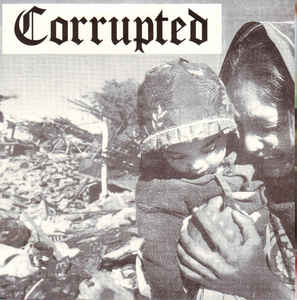 Used - Corrupted/Cripple Bastards - Split - 7