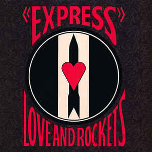 Love & Rockets - Express - LP