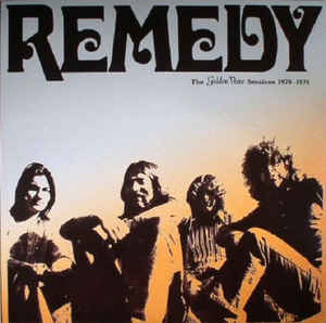 Remedy - The Golden Voice Sessions 1970-1974 - LP