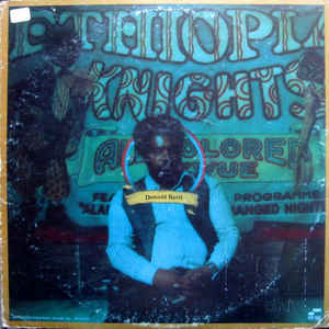 Byrd, Donald - Ethiopian Knights - LP