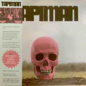 Tapiman - Self Titled - LP