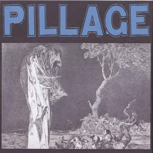 Pillage - Self Titled - 7""