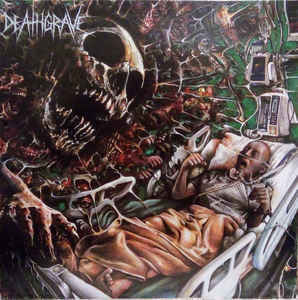 Deathgrave - So Real...It's Now - LP