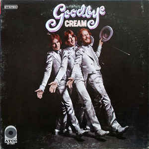 Cream - Goodbye - LP