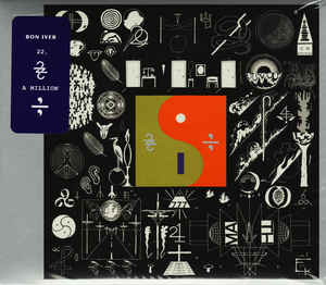 Bon Iver - 22, A Million - LP