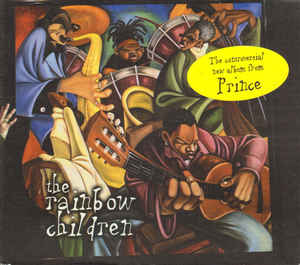 Prince - The Rainbow Children - 2xLP