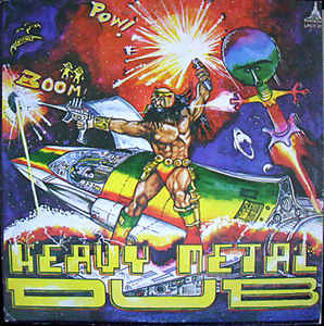 Scientist - Heavy Metal Dub - LP