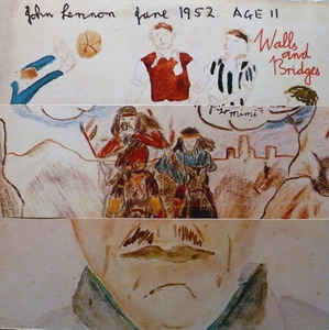 Lennon, John - Walls & Bridges - LP