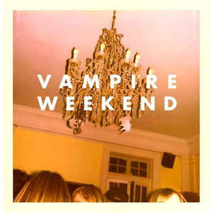 Vampire Weekend - Self Titled - LP