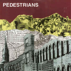 Pedestrians - Ideal Divide - LP