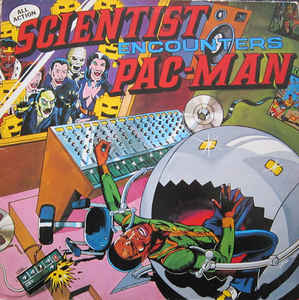Scientist - Encounters Pac-Man - LP