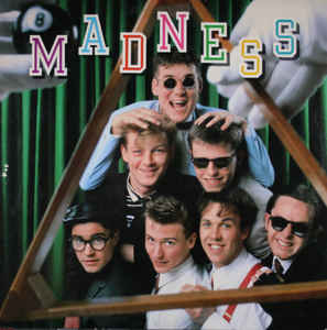 Madness - Self Titled - LP