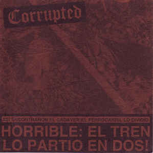 Corrupted - Anciano - 7""