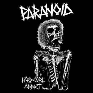 Paranoid - Hardcore Addict Demo - 7