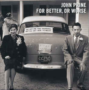 Prine, John - For Better, For Worse - LP