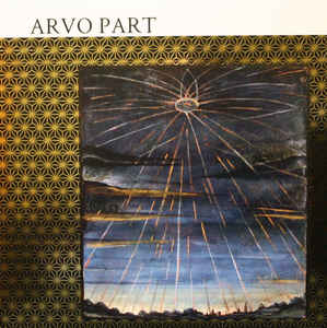 New - Part, Arvo - Fur Alina - LP