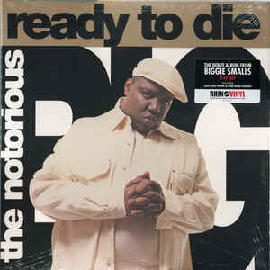 Notorious B.I.G. - Ready To Die - 2xLP