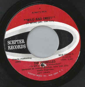 The Shirelles - Wild & Sweet - 7""