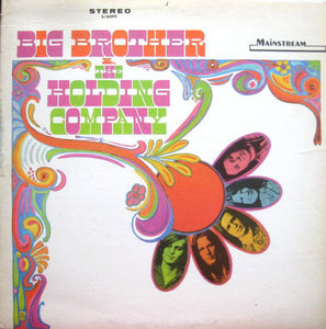 Used - Big Brother & The Holding Company - Big Brother & The Holding Company - LP