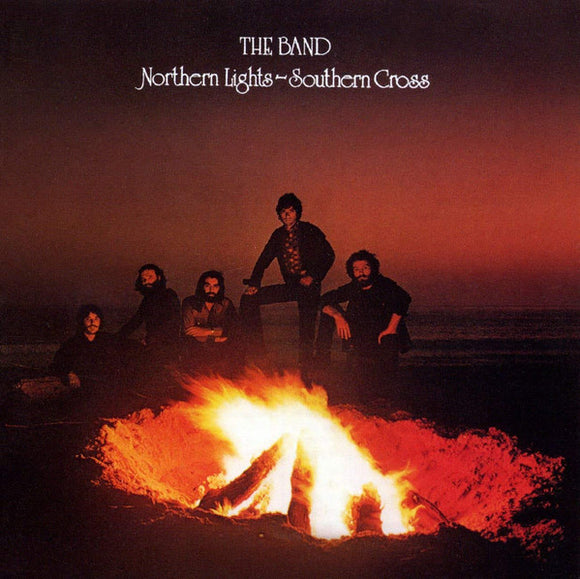 Used - Band, The ‎– Northern Lights-Southern Cross - LP