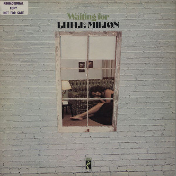 Used - Little Milton ‎– Waiting For Little Milton - LP