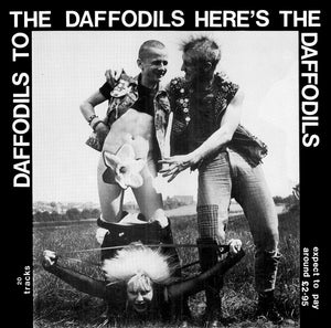 Used - Various Artists - Daffodils To The Daffodils Here's The Daffodils - LP