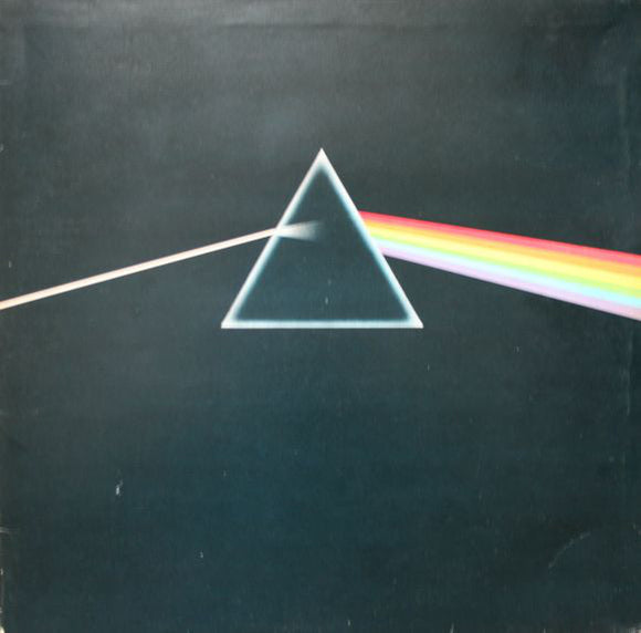 Used - Pink Floyd - The Dark Side Of The Moon - LP