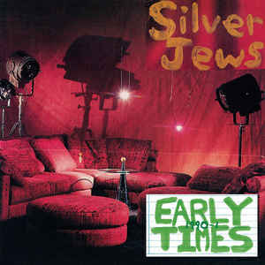 New - Silver Jews - Early Times - LP