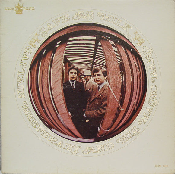 Used - Captain Beefheart And His Magic Band ‎– Safe As Milk - LP