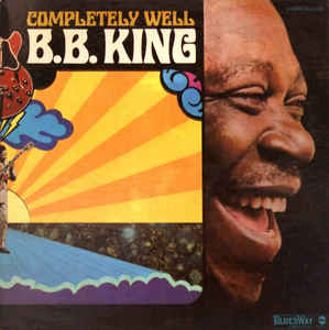 Used - BB King - Completely Well - LP