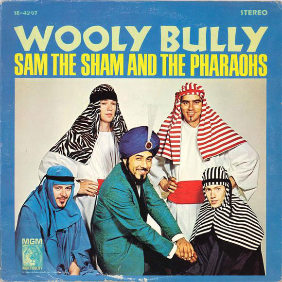 Used - Sam The Sham And The Pharaohs ‎– Wooly Bully - LP