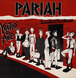 Used - Pariah - Youths of Age - LP