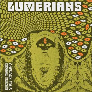 "Used - Lumerians ‎– Burning Mirrors - 7"" (White)"