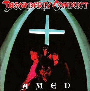 Used - Disorderly Conduct - Amen - LP