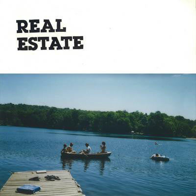 Used - Real Estate ‎– Out Of Tune - 7