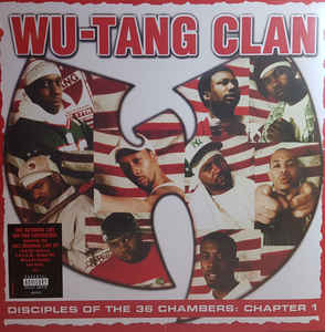 New - Wu-Tang Clan - Disciples Of The 36 Chambers - 2xLP