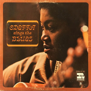 Used - Odetta ‎– Sings The Blues - LP