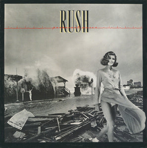Used - Rush - Permanent Waves - LP