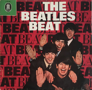 Used - The Beatles ‎– The Beatles Beat - LP