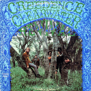 Used - Creedence Clearwater Revival ‎– Creedence Clearwater Revival - LP