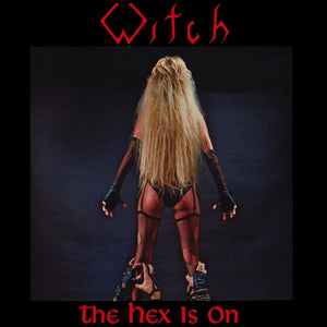 Used - Witch ‎– The Hex Is On - LP