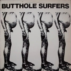 Used - Butthole Surfers - S/T - LP
