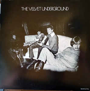 Used - Velvet Underground - Self Titled - LP